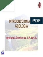 Introducción a La Geologia petrolera