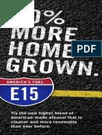 E15 Home Crown