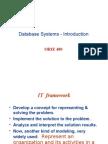 L2 Database Intro