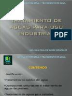 Tema x Tratamiento Aguas Industriales