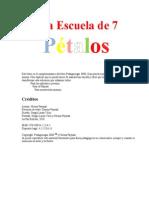 La Escuela de Los 7 Petalos Libro 2013