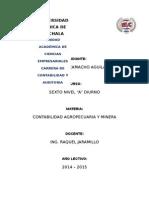 Trabajo Bibliografico 8 - Influencia de La Explotación Minera en El Ecuador