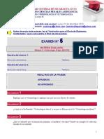 Exam5 Modulo II Victimologia