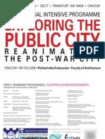 Exploring the Public City Krakow