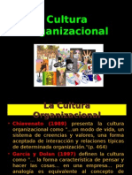 Cultura,Organizacional