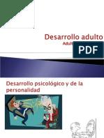 Clase 5 Adultez Joven PDF