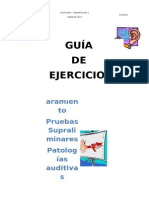 Ejercicios Audio I 2015