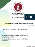 Matemática Financ iera - ESAN