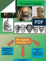 pengantar filsafat 2003