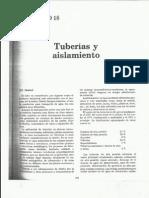 Capitulo 18 - Tuberías y Aislamiento
