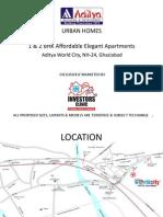 Aditya Urban Homes_17 JUNE