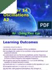 A2 Chapter 14 Oscillation