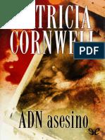 Cornwell, Patricia - Adn Asesino