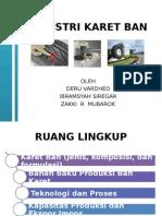 Industri Karet Ban
