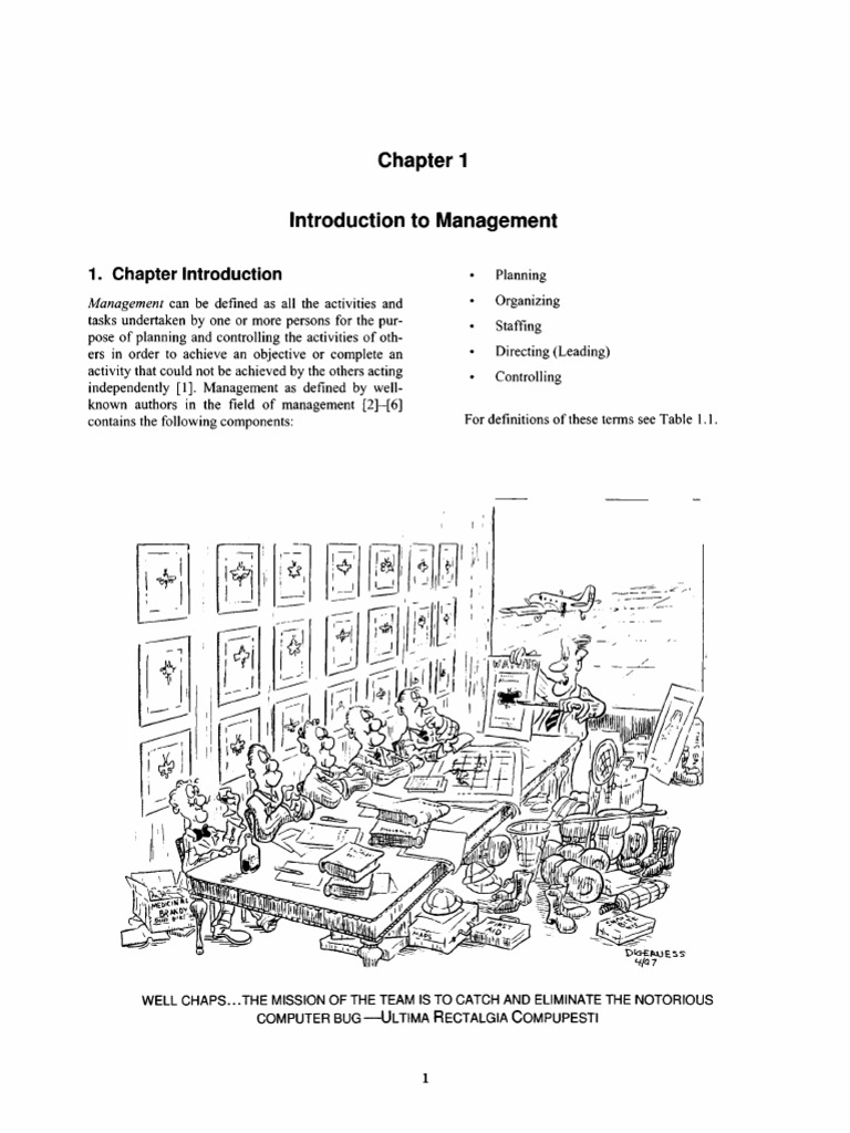 Chapter 1 introduction to management scientific method science fandeluxe Gallery