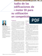 Manual de Modificaciones de Motores Diesel Para Competición