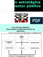 1 Gestion Estrategica- Analisis SEPTE y Diagnostico
