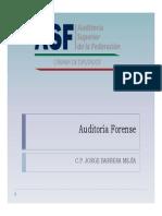 Auditoria Forense México