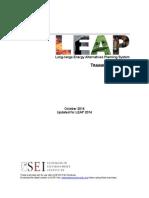 Leap Training Exercise English 2014