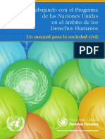 Manual Sociedad Civil
