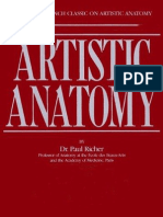 Artistic Anatomy Paul Richer Pdf