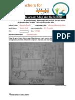 classroom map and reflection4samantha trujillo
