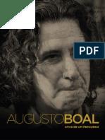 Catalogo exposição Augusto Boal