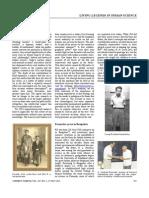 Living legends in fluid mechanics- Prof. R Narasimha