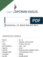 Lapkas TIFOID, Dr. Mahdi, Sp. a- Ervin