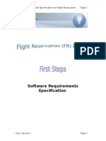 Software Requirements Specification_flight