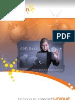2010.02.05 - Aspaway - Plaquette - Forum SaaS Et Cloud IBM - Club Alliances