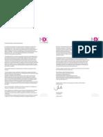 Carta Invitación al Libro Diseña México