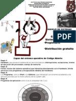 Capas de Los Sistemas Operativos