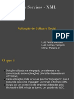 Web Services XML