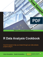 R Data Analysis Cookbook - Sample Chapter