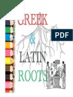 Greek & Latin Roots