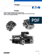 Eaton hidraulic pumps