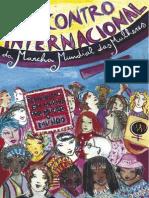 Caderno 9º Encontro Internacional da Marcha Mundial das Mulheres