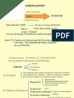 Ecología General ENFERMERÍA B
