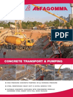 AG Concrete Hoses Fittings