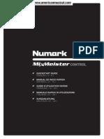 Num Mixmeist Quickstart