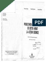 Proiectarea Structurilor de Beton Armat La Actiuni Seismice Paulay