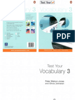 Penguin - Test Your Vocabulary 3