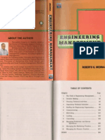 Engineering Management by Roberto Medina 1