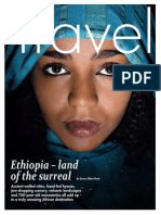 Ethiopia the Land of the Surreal