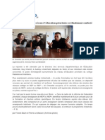 Réseau Eclair Mons Article VDN