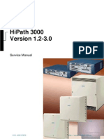 Hi Path 3000 Service Manual