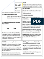 trf case study sheet