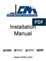 CMI_Installation Manual - Tie Rods