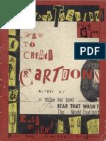 How to Create Cartoons by Frank Tashlin